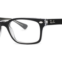 RX5286: Shop Ray-Ban Square Eyeglasses at LensCrafters