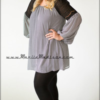 The Brandi Dress - MMB Couture Collection