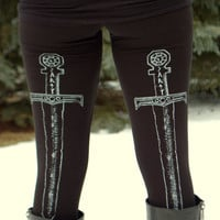 Sword Leggings