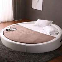 Light Queen Beds, Contemporary Platform bed, Modern bedroom with free NYC and NJ shipping - Page 2, items 41 - 80
