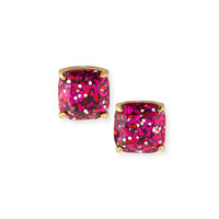 small glitter stud earrings - kate spade new york