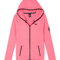 Athletic Full-Zip - PINK - Victoria's Secret