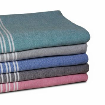 Imani Turkish Peshtemal Bath Sheet