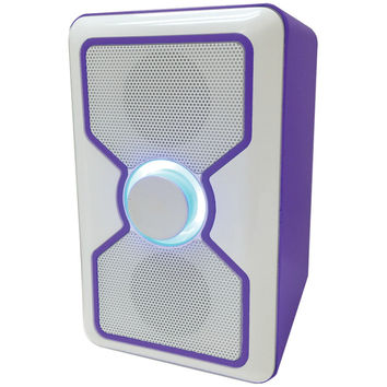 Sylvania Bluetooth Hands-free Speaker (purple)