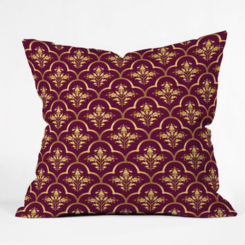 Arcturus Jaipur Outdoor Throw Pillow