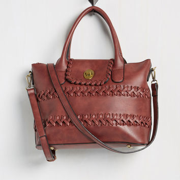 Not A-Braid of Love Bag | Mod Retro Vintage Bags | ModCloth.com