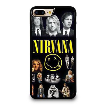 NIRVANA iPhone 7 Plus Case Cover