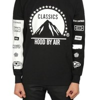 Indie Designs Hood by Air Inspired HBA Print Hoodie