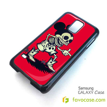 MICKEY MOUSE ZOMBIE Samsung Galaxy S2 S3 S4 S5, Mini, Note, Tab Case Cover