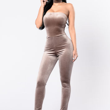 L.A. Baby Jumpsuit - Coco