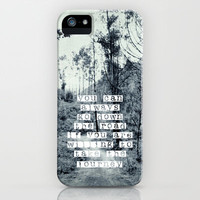 Taking the journey iPhone Case by ingz