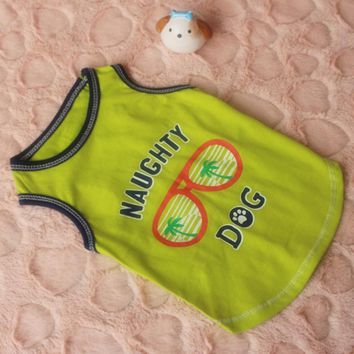 dog clothes for small dogs summer pet clothes for Small Dogs costumes for cats chihuahua puppy roupa para cachorro