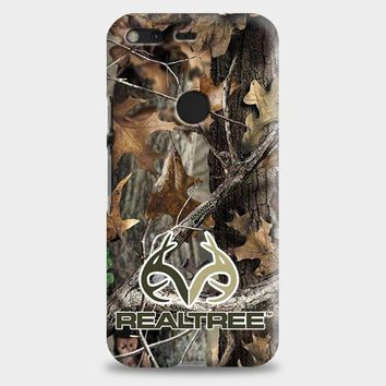 Realtree Ap Camo Hunting Outdoor Google Pixel XL Case