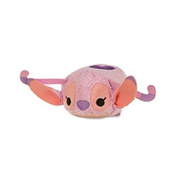 "Disney Angel Tsum Tsum Plush Lilo Stich Mini 3 1/2"" Size"