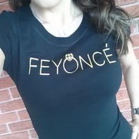 Feyonce - Black Shirt