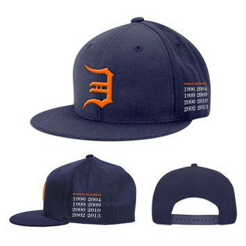 Eminem Tribute Champ - Unisex Navy Baseball Hat