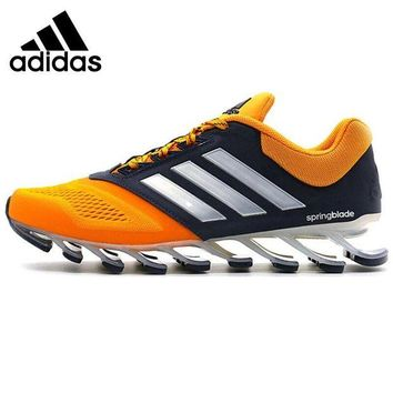 VLXJZ Original New Arrival 2017 Adidas Springblade Men's Running Shoes Sneakers