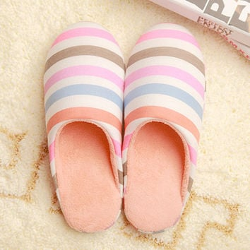 Womens Cool Casual Leisure House Slippers