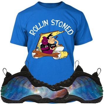Alternate Galaxy Foamposites Sneaker Tees Shirt - ROLLIN
