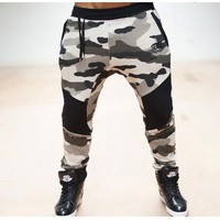 Camuflage Pants Men Joggers 2016 Brand Male Trousers Men Pants Casual Pants Sweatpants Jogger