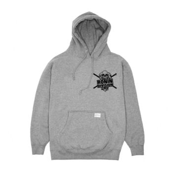 Ronin Division Grimoire Hoodie (Gray) | The Live Collective