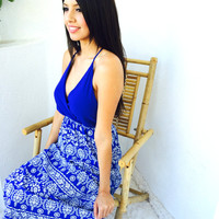 All In The Mix Maxi - Blue
