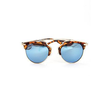 Soraya Mirrored Sunglasses