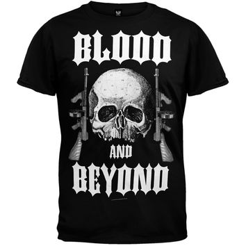 Black Label Society - Blood & Beyond T-Shirt - Small