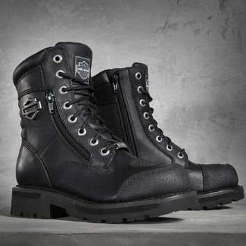 Women's Sydney Performance Boots | Footwear | Official Harley-Davidson Online Store
