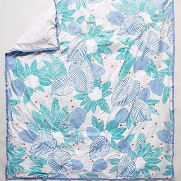 NWT Anthropologie Vignette QUEEN Duvet Cover