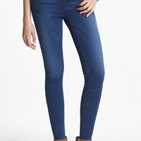 STS Blue High Waisted Skinny Jeans (Arctic Blue) (Juniors) | Nordstrom