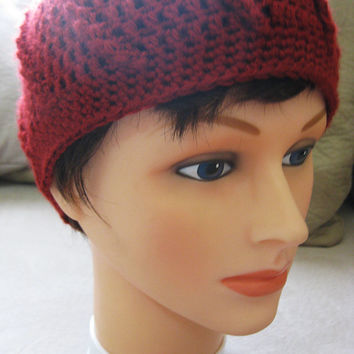 Crochet Pattern - Spiral Hat