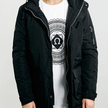 Bellfield Black Oxide Jacket - Men's Jackets & Coats - Clothing - TOPMAN USA