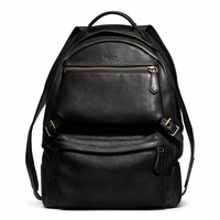 BLEECKER BACKPACK IN PEBBLED LEATHER