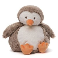 Chub Penguin Baby Stuffed Animal, 10-inches, by Gund