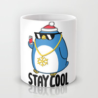 Stay Cool Mug by LookHUMAN