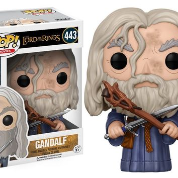 Funko Pop Movies The Lord of the Rings Gandalf 443 13550
