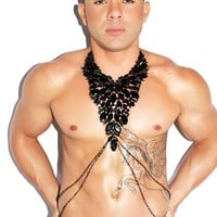 Dream Malo Harness-Black