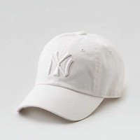 American Needle NY Yankees Baseball Hat , White