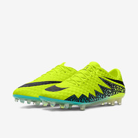 The Nike Hypervenom Phinish II Men's Firm-Ground Soccer Cleat.