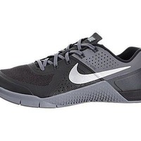 Nike Metcon 1 Mens Trainers 704688 Sneakers Shoes (US 11, black metallic silv...