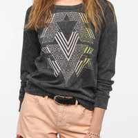 Urban Outfitters - Truly Madly Deeply Mineral Wash Sweatshirt