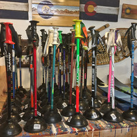 Ski Pole Plungers Holiday Gift pack- (6) plungers for perfect fun gifts!