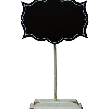 Black Small Chalkboard Sign | zulily