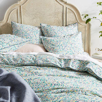 Liberty for Anthropologie Nina Taylor Duvet