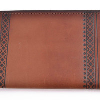 Leather handmade passport cover Travel accessories Souvenir ideas Good gifts
