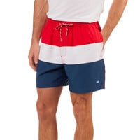 Freedom Rocks Color Block Swim Trunk by Southern Tide
