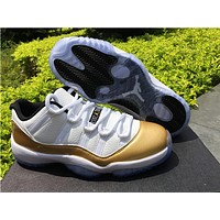 "Air Jordan 11 Low ""Closing Ceremony"" Basketball Shoes 41-47"