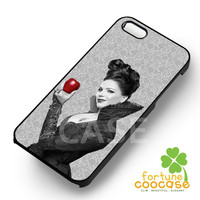 Once upon a time regina fruit she was holding -EDH for iPhone 6S case, iPhone 5s case, iPhone 6 case, iPhone 4S, Samsung S6 Edge