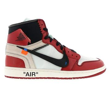 DCCK2 Jordan 1 Retro High - Off-White (Chicago)